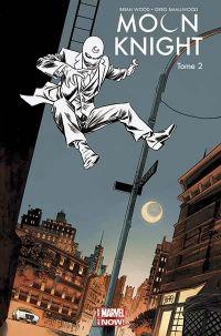Moon Knight (vol.7) T2 : Black-out (0), comics chez Panini Comics de Wood, Camuncoli, Smallwood, Bellaire, Shalvey