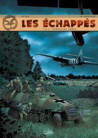 Les Echappés T2 : Opération Tonga 2/2 (0), bd chez Soleil de Zytka, Seigneuret, Folny