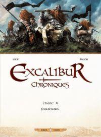 Excalibur - Chroniques T4 : Patricius (0), bd chez Soleil de Istin, Brion