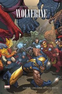 Marvel Universe vs Wolverine, comics chez Panini Comics de Maberry, Campbell, Loughridge, Kaluta