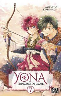 Yona, princesse de l'aube  T7, manga chez Pika de Mizuho