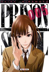 Prison school T5, manga chez Soleil de Hiramoto