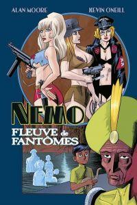 La ligue des gentlemen extraordinaires – Nemo : Fleuve de fantômes (0), comics chez Panini Comics de Moore, O'Neill, Dimagmaliw