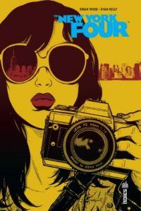 The New-York Four, comics chez Urban Comics de Wood, Kelly
