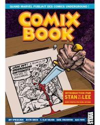 Comix Book, comics chez Editions Stara de Pekar, Spiegelman, Lee, Collectif, Toth