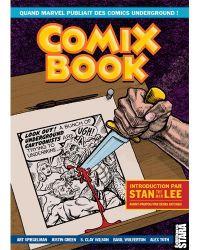 Comix Book, comics chez Editions Stara de Pekar, Spiegelman, Lee, Collectif, Toth