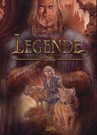 Légende T1 : L'Enfant Loup (0), bd chez Soleil de Swolfs, Swolfs