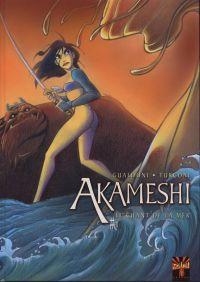 Akameshi T1 : Le chant de la mer (0), bd chez Soleil de Gualdoni, Turconi