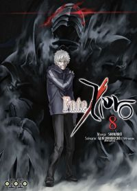Fate Zero T8 : , manga chez Ototo de Urobochi, Type-moon, Shinjirô