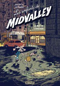 Les Enfants de Midvalley T1 : La nuit de l'horloger (0), bd chez Kramiek de Broyart, Reutimann