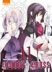 Bloody cross T11 : , manga chez Ki-oon de Komeyama