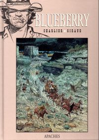 Blueberry T29 : Apaches (0), bd chez Hachette de Charlier, Giraud, Breton, Smulkowski, Champeval