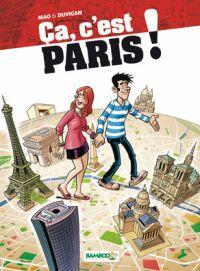 Ça, c'est Paris, bd chez Bamboo de Mao, Duvigan, Lerolle
