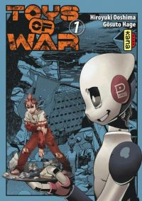 Toys of war T1, manga chez Kana de Hage, Ooshima
