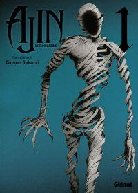 Ajin T1, manga chez Glénat de Miura, Sakurai