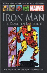 Marvel Comics, la collection de référence T2 : Iron Man - Le diable en bouteille (0), comics chez Hachette de Michelinie, Layton, Infantino, Romita Jr, Sean, Gafford, Sharen