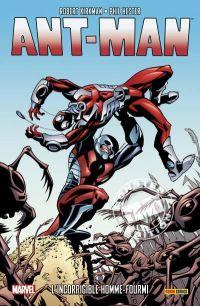 Ant-Man : L'incorrigible Homme-Fourmi (0), comics chez Panini Comics de Kirkman, Randolph, Walker, Hester, Crabtree, Staples