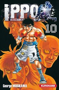 Ippo – Saison 4 - La loi du ring, T10, manga chez Kurokawa de Morikawa
