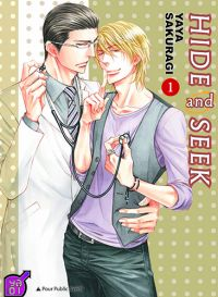 Hide and seek T1, manga chez Taïfu comics de Sakuragi
