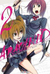 Arachnid T2, manga chez Soleil de Murata, Ifuji