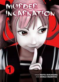Murder incarnation T1 : , manga chez Komikku éditions de Sugahara, Inamitsu