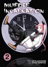 Murder incarnation T2 : , manga chez Komikku éditions de Sugahara, Inamitsu