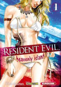 Resident evil - heavenly island T1 : , manga chez Kurokawa de Capcom , Serizawa