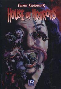 House of Horrors, comics chez Wetta de Reppion, McPherson, Ryall, Waltz, Simmons, Moore, Alderink, Zornow, Bond, Taylor, Stamb, Polls, Torres, Capullo, McFarlane