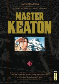 Master Keaton T11, manga chez Kana de Katsushika, Urasawa
