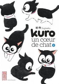 Kuro un coeur de chat T2, manga chez Kana de Sugisaku