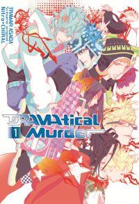 Dramatical murder T1, manga chez Taïfu comics de Chiral, Nitro, Asada