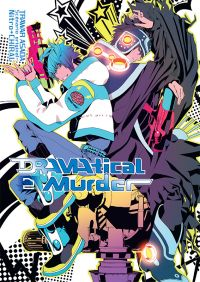 Dramatical murder T2, manga chez Taïfu comics de Nitro, Chiral, Asada