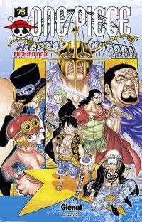 One Piece T75 : Ma gratitude, manga chez Glénat de Oda