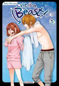 He is a beast  T5, manga chez Soleil de Aikawa
