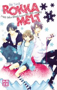 Rokka melt - Mes adorables hommes des neiges  T1, manga chez Kazé manga de Toma