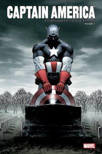 Captain America par Ed Brubaker & Steve Epting T1, comics chez Panini Comics de Brubaker, Perkins, Leon, Lark, Pulido, Martin, Palmer, Epting, d' Armata, Rodriguez