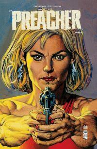 Preacher T2, comics chez Urban Comics de Ennis, Dillon, Rambo, Hollingsworth, Fabry
