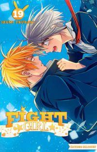 Fight girl T19, manga chez Delcourt de Tsubaki