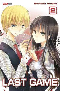 Last game T2, manga chez Panini Comics de Amano
