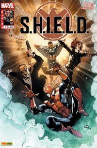 S.H.I.E.L.D. (revue) T2 : Etrange incursion (0), comics chez Panini Comics de Waid, Immonem, Davis, Sprouse, Ellis, Wilson, Boyo, Almara, Stegman