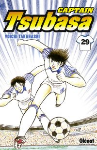 Captain Tsubasa T29, manga chez Glénat de Takahashi