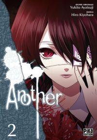 Another T2, manga chez Pika de Ayatsuji, Kiyohara