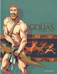 Golias T4 : La mort dans l'âme, bd chez Le Lombard de Le Tendre, Lereculey, Stambecco