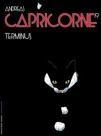 Capricorne T19 : Terminus, bd chez Le Lombard de Andreas, Cochet