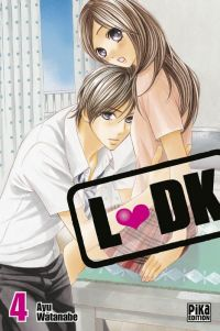 L-DK T4, manga chez Pika de Watanabe
