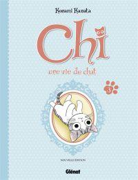 Chi - une vie de chat (format BD) T3, bd chez Glénat de Konami