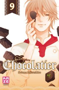 Heartbroken chocolatier T9, manga chez Kazé manga de Mizushiro