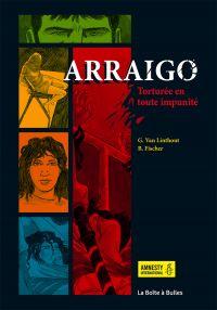 Arraigo : Arraigo (0), bd chez La boîte à bulles de Fischer, Van Linthout