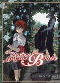 The ancient magus bride  T2, manga chez Komikku éditions de Yamazaki