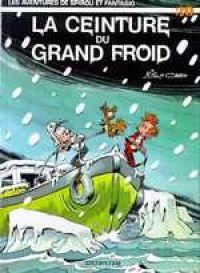 Spirou et Fantasio T30 : La ceinture du grand froid (0), bd chez Dupuis de Cauvin, Nic, Nic